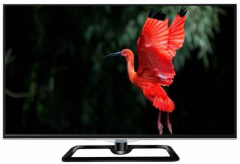 "Телевизор-LCD 32"" Supra S-LC32ST670WL черный/HD READY/50Hz/DVB-T2/DVB-C/USB/WiFi (RUS)"
