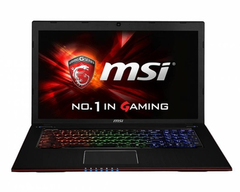 "Ноутбук MSI GE70 2QD(Apache)-843RU Core i7 4720HQ/8Gb/1Tb/DVD-RW/nVidia GeForce GTX 950M 2Gb/17.3""/FHD (1920x1080)/Windows 8.1 Single Language 64/blac"