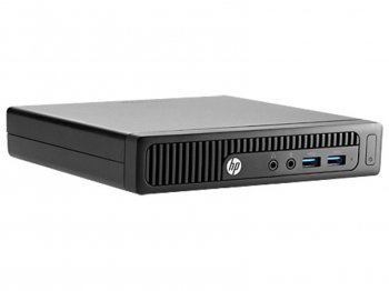 Системный блок HP ProDesk 260 mini PC Cel 2957U/2Gb/500Gb/Windows 8.1 Emerging Markets 64 Bing/WiFi/клавиатура/мышь