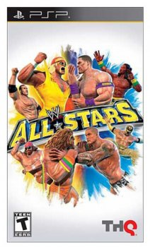 Игра для PSP WWE All Stars (Essentials) (русская документация)