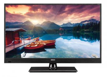"Телевизор-LCD 24"" BBK 24LEM-1004/T2C black HD READY USB MediaPlayer DVB-T2 (RUS)"