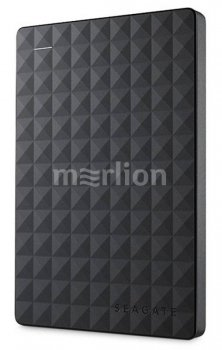 Внешний жесткий диск Seagate Expansion Portable <STEA500400> Black 500Gb USB3.0 (RTL)