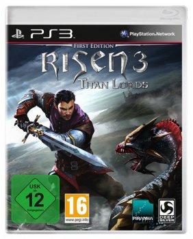 Игра для Sony PlayStation Sony Risen 3: Titan Lords (RUS)