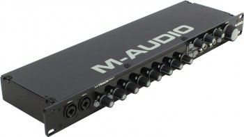 Звуковая карта M-Audio M-Track Eight (Analog 10in/10out, 24Bit/96kHz, U 2.0)