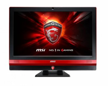 Моноблок MSI Gaming 24GE 2QE IPS-019RU i7 4720HQ (2.4)/8Gb/1Tb/GTX960M 2Gb/DVDRW/CR/Windows 8.1/GbitEth/WiFi/BT/TV/клавиатура/мышь/Cam/черный/красный