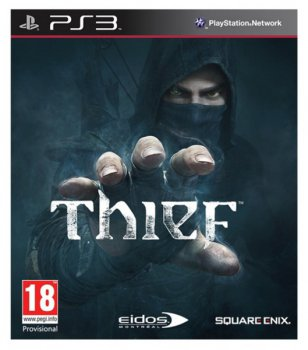 Игра для Sony PlayStation Thief (RUS)
