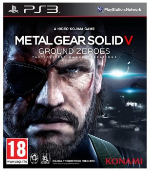 Игра для Sony PlayStation Metal Gear Solid V: Ground Zeroes
