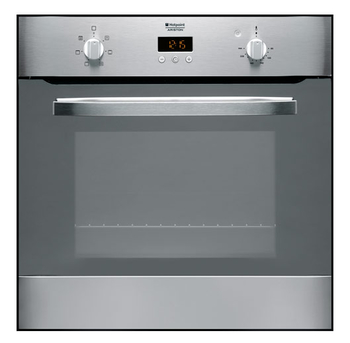 Духовой шкаф Hotpoint-Ariston FH 53 IX/HA S серебристый