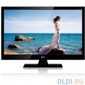 "Телевизор-LCD 32"" BBK 32LEM-1009/T2C Montego черный/HD READY/50Hz/DVB-T/DVB-T2/DVB-C/USB (RUS)"