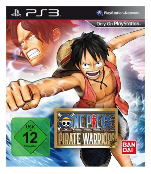 Игра для Sony PlayStation Игра Sony PlayStation 3 One Piece: Pirates Warriors eng