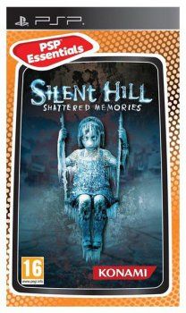 Игра для Sony PlayStation Игра Sony PlayStation Silent Hill Shattered Memories (Essentials) eng