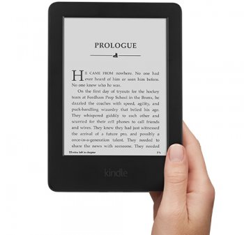 Электронная книга Amazon Kindle Voyage 6""