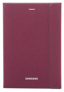 "Чехол Samsung для Galaxy Tab A 8"" EF-BT350 Book Cover бордовый (EF-BT350BQEGRU)"