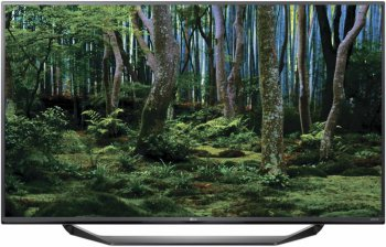 "Телевизор-LCD LG 60"" 60UF771V титан/Ultra HD/200Hz/DVB-T2/DVB-C/DVB-S2/USB/WiFi/Smart (RUS)"
