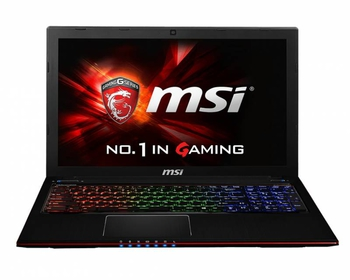 "Ноутбук MSI GE60 2QE(Apache Pro)-1055RU Core i7 4720HQ/8Gb/1Tb/DVD-RW/nVidia GeForce GTX 960M 2Gb/15.6""/FHD (1920x1080)/Windows 8.1 Single Language/bl"