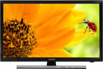 "Телевизор-LCD Samsung 23.6"" LT24Е310EX черный/HD READY/50Hz/DVB-T2/DVB-C/USB (RUS)"
