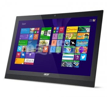 Моноблок Acer Aspire Z1-621 Cel N2940/4Gb/500Gb/HDG/DVDRW/Windows 8.1/WiFi/BT/клавиатура/мышь/Cam 21.5""