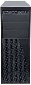 Корпус Intel P4304XXSFEN Midi-Tower 550W черный