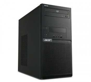 Системный блок Acer Extensa EM2610 i5 4460/4Gb/500Gb/HDG/DVDRW/Windows 7 Professional +W8Pro/клавиатура/мышь