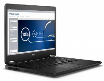"Ноутбук Dell Latitude E7450 Core i5 5200U/4Gb/500Gb/Intel HD Graphics HD 4400/14""/HD (1366x768)/Windows 7 Professional 64/black/7450-7416"