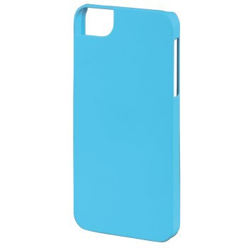 Чехол Hama Rubber H-118779 lt.blue для Apple iPhone 5