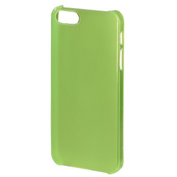 Чехол Hama Slim H-118785 green для Apple iPhone 5