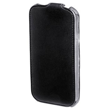 Чехол (флип-кейс) Hama для Samsung Galaxy S4 Flap черный (122860)