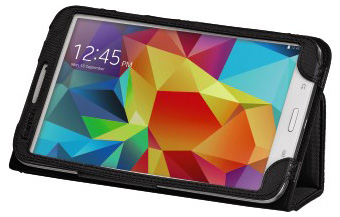 "Чехол Hama для Galaxy Tab 4 7"" Bend черный (00126737)"