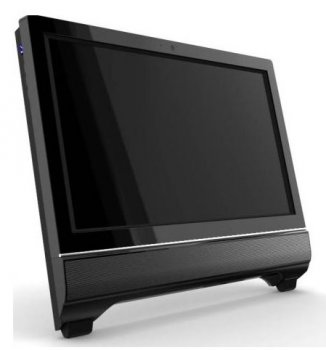 "Моноблок баребон ECS G11 G11-H812NBE-11 AIO 21.5"" FHD 1Gb/MCR/No OS/GETH/Spk/150W/black/250cd/1000:1 1920*1080/3.5ms/85гр*80гр/Web L6 with H81H3-TI2 M"