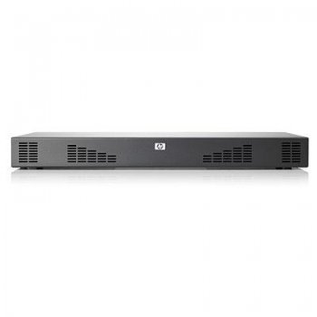 Переключатель KVM HP 0x2x16 KVM Server Console Switch G2 with Virtual Media CAC Software (AF618A)