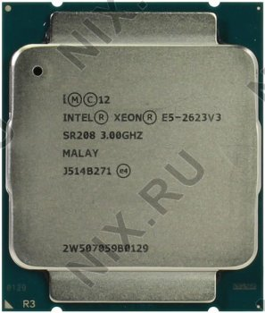 Процессор Intel Xeon E5-2623v3 Soc-2011 10Mb 3Ghz