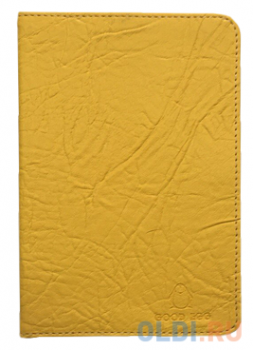Чехол GoodEgg Lira для PocketBook 614/624/626/640, Yellow