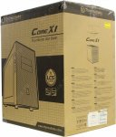 Корпус Miditower Thermaltake <CA-1D6-00S1WN-00> Core X1 ITX без БП
