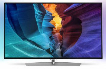 "Телевизор-LCD 55"" Philips 55PFT6300/60 черный/серебристый/FULL HD/700Hz/DVB-T/DVB-T2/DVB-C/USB (RUS)"