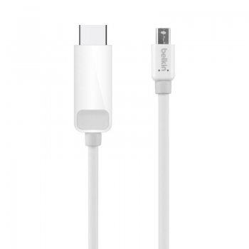 Кабель 2м.HDMI (m)/Mini Displayport Belkin