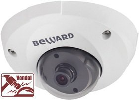 Камера IP Beward B1210DM (2.8MM) цветная