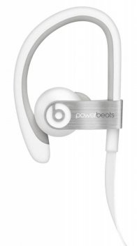 Наушники Apple POWERBEATS 2,WHITE 1.2м белый проводные (в ушной раковине)