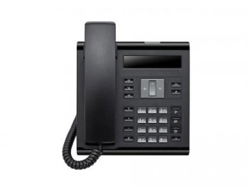 Стационарный телефон Unify OpenScape Desk Phone IP 35G Eco icon (black)