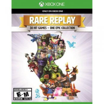 Игра для Xbox One Microsoft Rare Replay (18+)