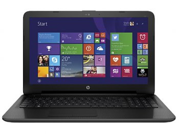 "Ноутбук hp 250 Celeron 3050/4Gb/500Gb/DVD-RW/Intel HD Graphics 4400/15.6""/HD (1366x768)/Windows 8.1 Embedded 64/black/WiFi/BT/Cam"