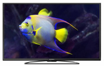 "Телевизор-LCD Supra 49"" S-LC50T950UL черный/FULL HD/50Hz/DVB-T2/DVB-C/3D/USB (RUS)"