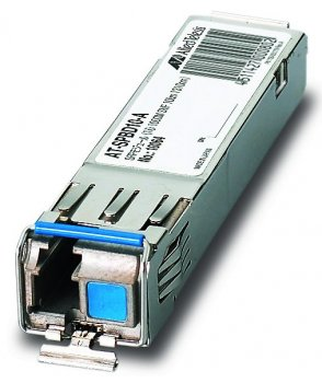 Модуль SFP Allied Telesis (AT-SPBD10-14) 10KM Bi-Directional GbE SMF SFP 1490Tx/1310Rx - Hot Swappable