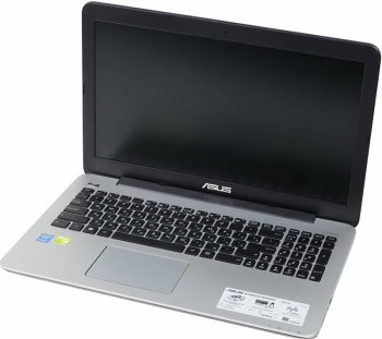 "Ноутбук Asus K555LD-XO328H Core i3 4030U/6Gb/500Gb/DVD-RW/nVidia GeForce 820M 2Gb/15.6""/HD (1366x768)/Windows 8.1 64/dk.blue/WiFi/BT/Cam"