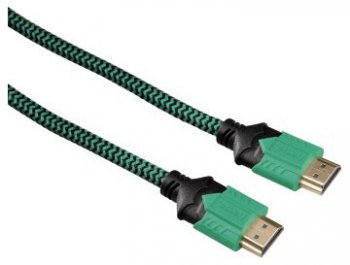 Кабель Hama Xbox One HighQuality HDMI/Ethernet/2.5m(115580)