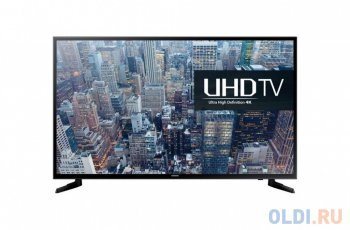 "Телевизор-LCD 65"" Samsung UE65JU6000UXRU черный/Ultra HD/200Hz/DVB-T2/DVB-C/DVB-S2/USB/WiFi/Smart (RUS)"