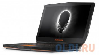 "Ноутбук Dell Alienware 15 i7-4720HQ (2.6)/16G/1T+256G SSD/15,6""FHD IPS/NV GTX970M 3G/BT/Win8.1 (A15-8457) (Silver)"