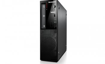Системный блок Lenovo ThinkCentre Edge 73 SFF P G3250/4Gb/500Gb/DVDRW/CR/Windows 8.1 Professional 64 +W7Pro/клавиатура/мышь