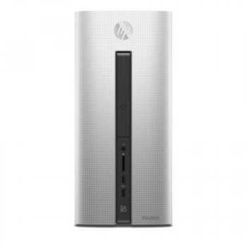 Системный блок HP Pavilion 550-023ur A10 7800/8Gb/1Tb/SSD8Gb/R7 240 2Gb/DVDRW/Windows 8.1/клавиатура/мышь
