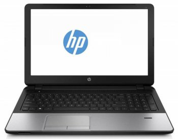 "Ноутбук hp 350 Core i5 5200U/4Gb/1Tb/15.6""/FWXGA (1366x768)/Windows 8.1 64/black/BT/Cam"