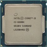 Процессор Intel Core i5-6600K BOX (без кулера) 3.5 GHz/4core/SVGA HD Graphics 530/1+6Mb/91W/ LGA1151